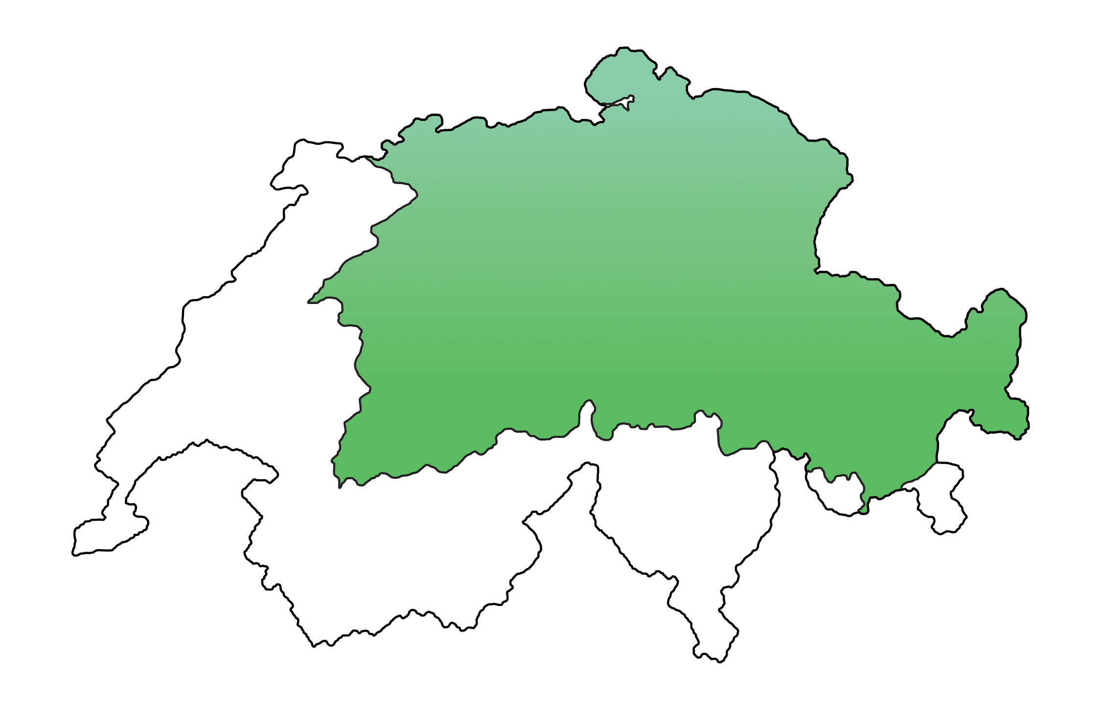 Swiss German vs. German - what is the difference?